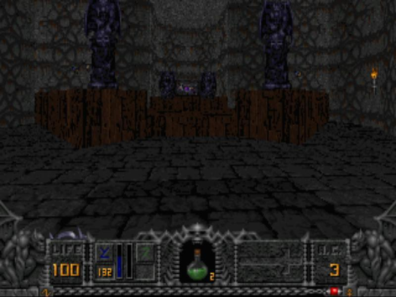 Hexen: Beyond Heretic #3