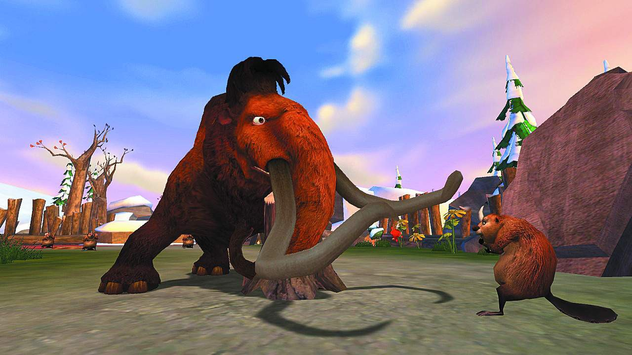Ice Age 3: Dawn of the Dinosaurs #3