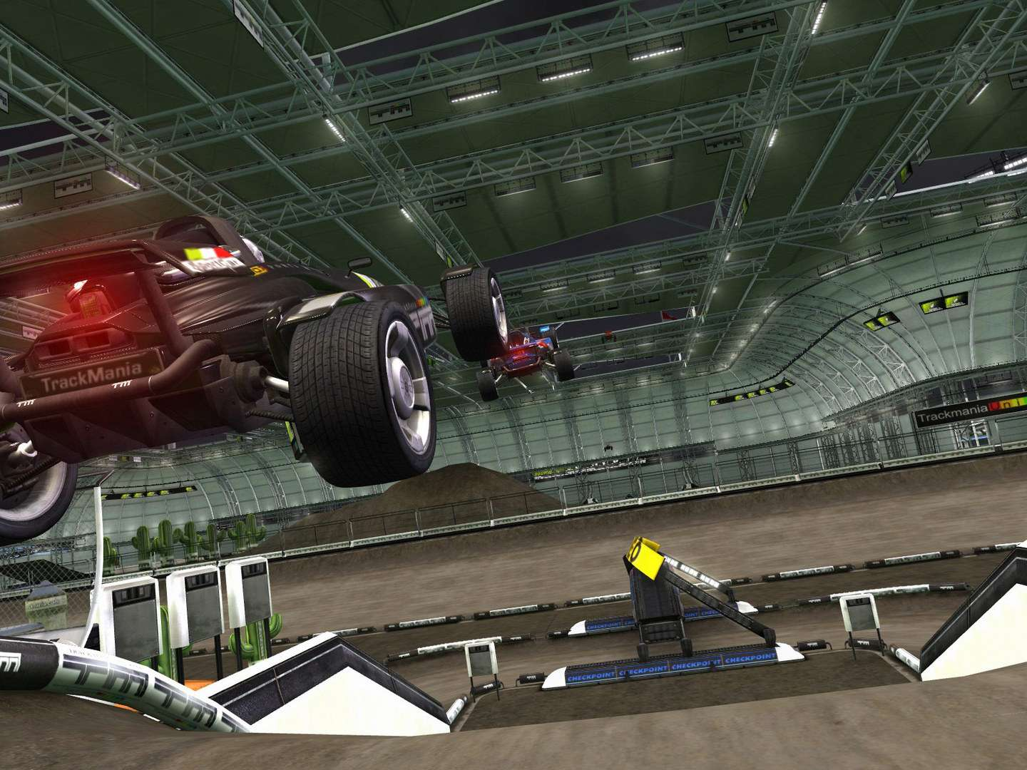 TrackMania United Forever #1