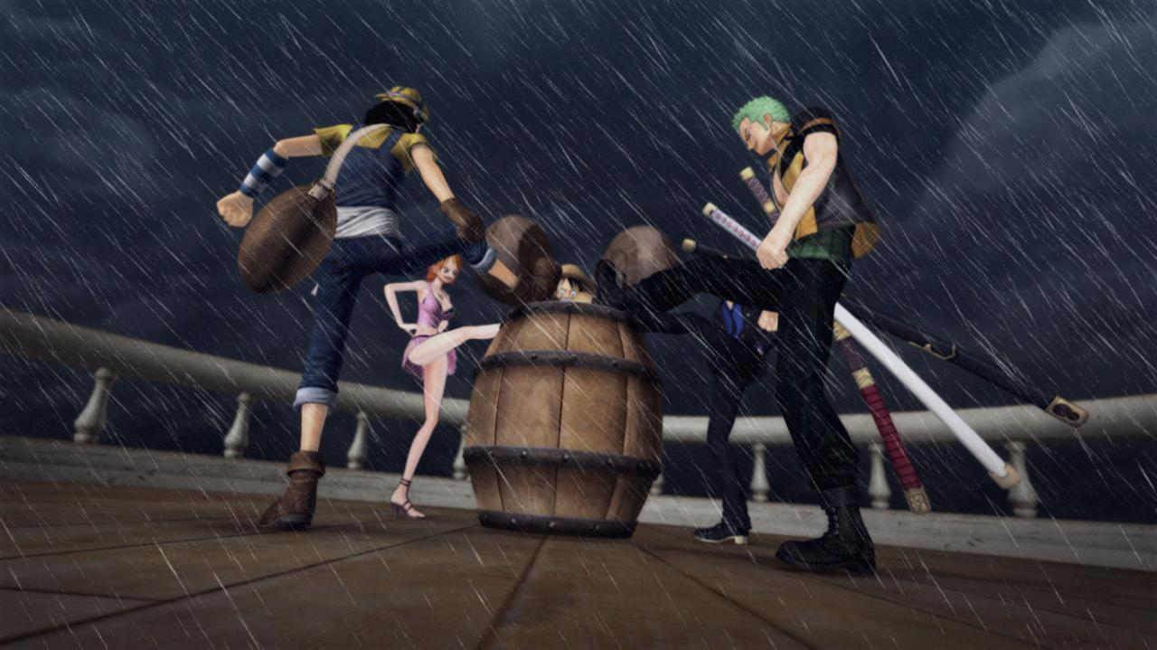 One Piece: Pirate Warriors 3 #60