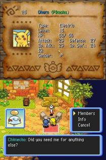 Pokemon Mystery Dungeon: Explorers of Time