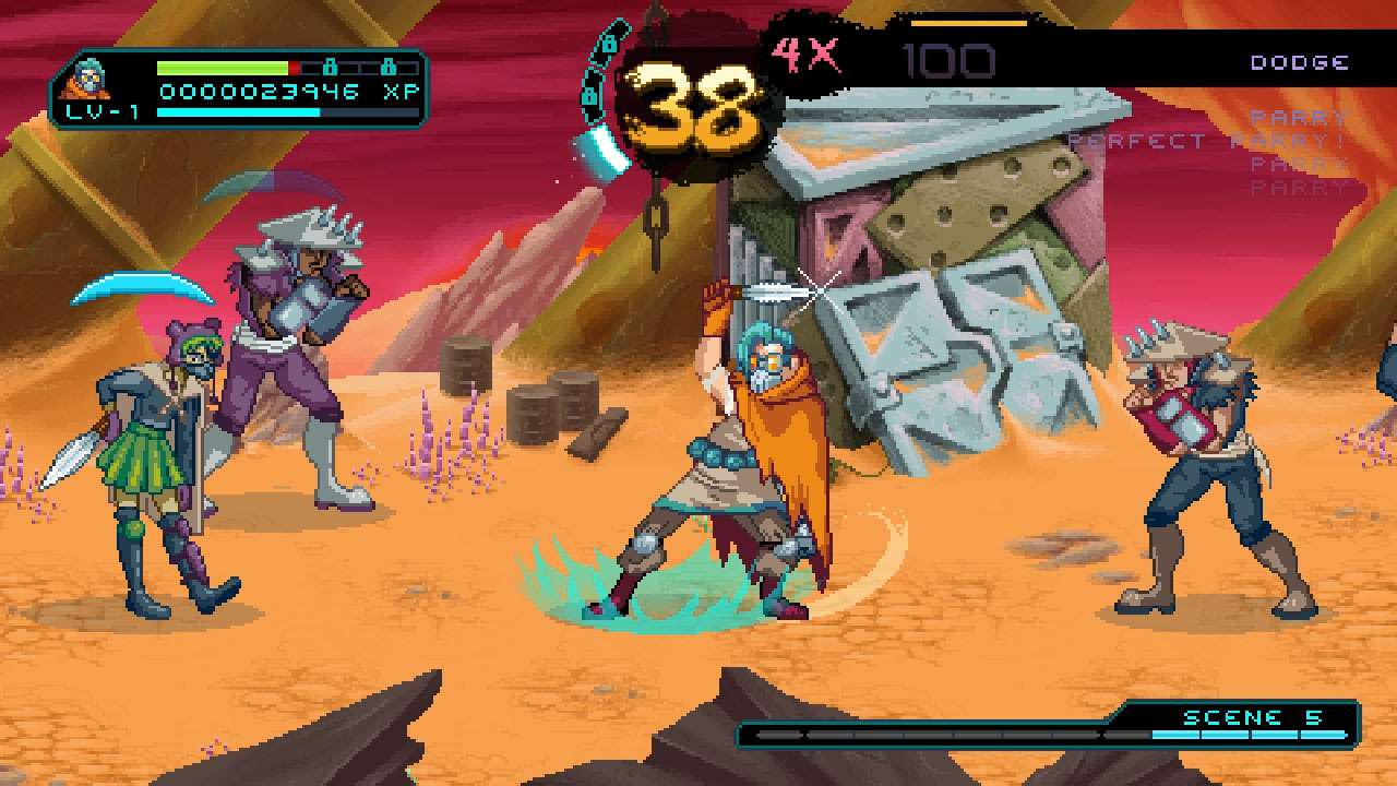 Way of the Passive Fist #5
