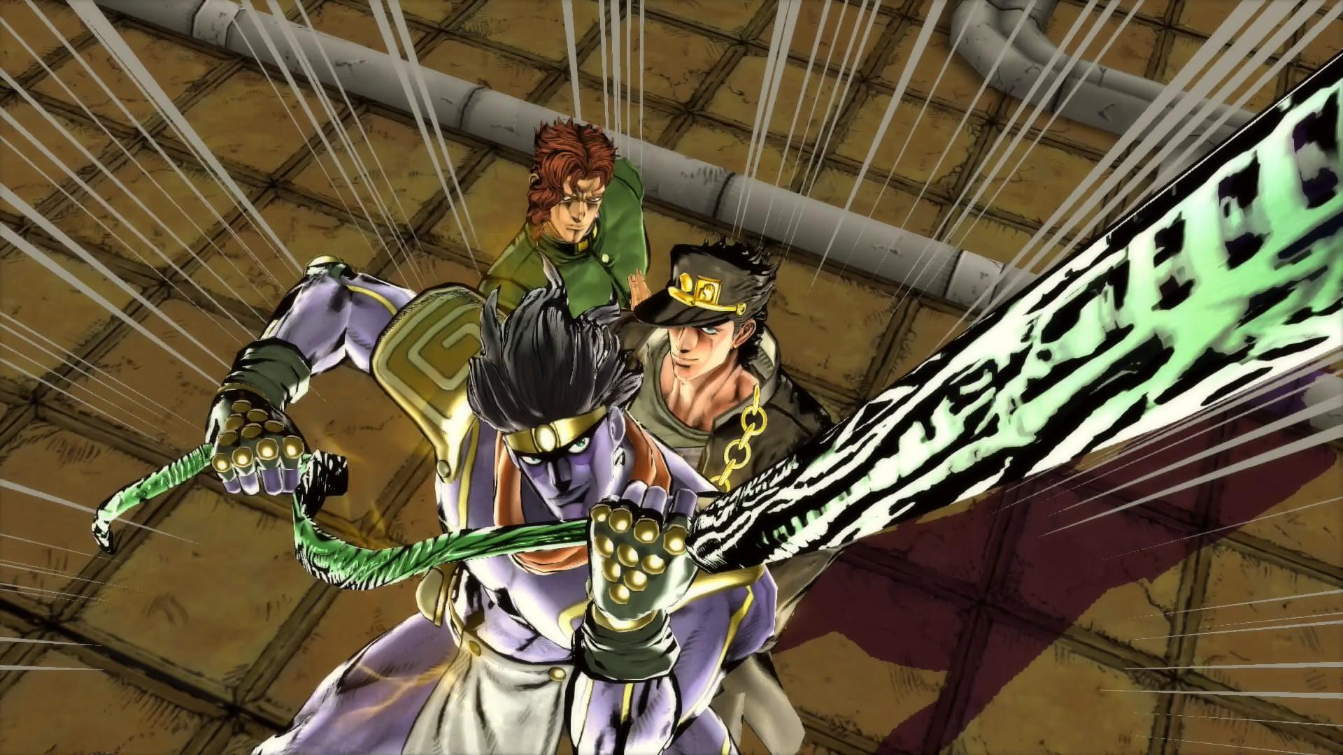 JoJo's Bizarre Adventure: Eyes of Heaven #18