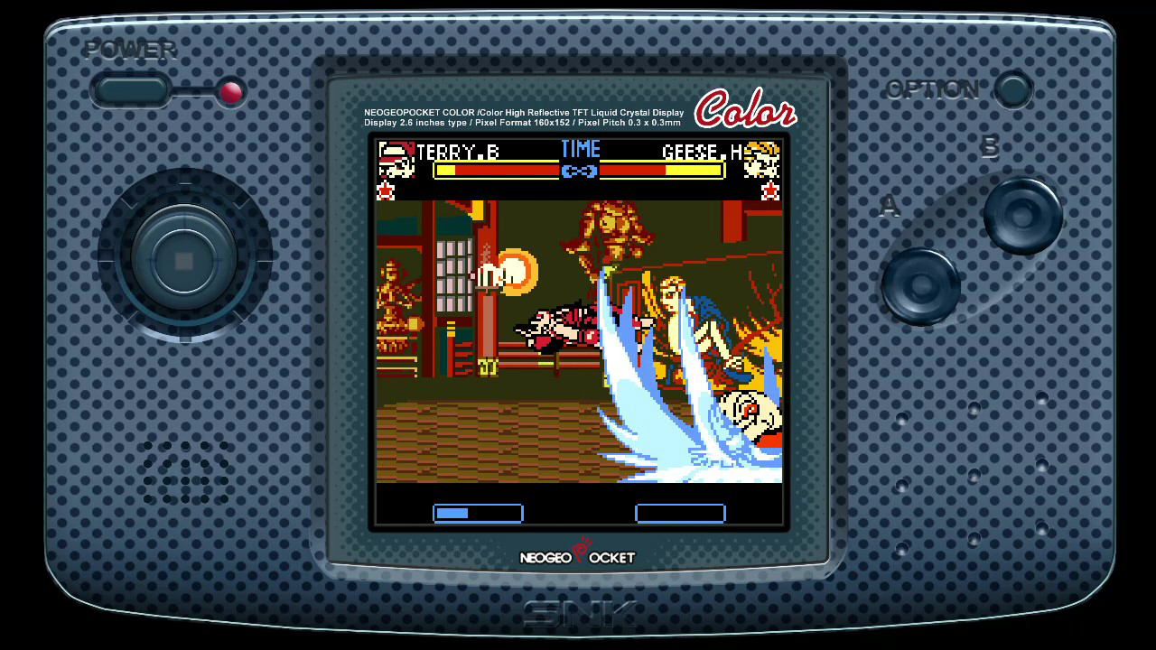 Fatal Fury: First Contact #4