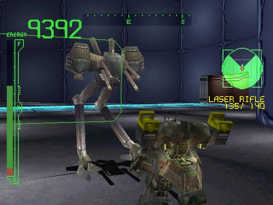 Armored Core: Master of Arena #10