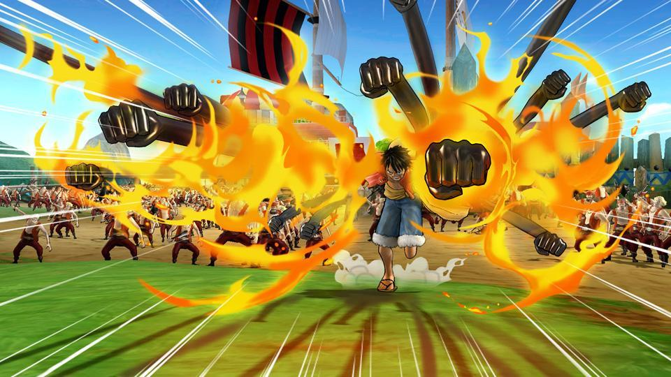 One Piece: Pirate Warriors 3 #5