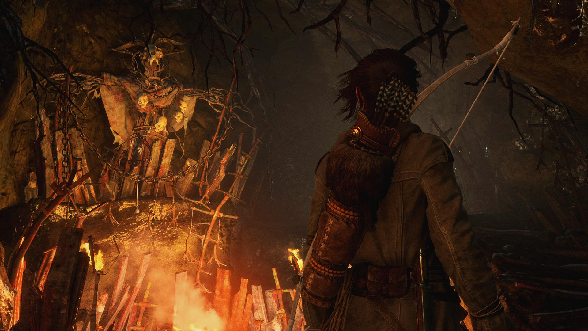 Rise of the Tomb Raider - Baba Yaga: The Temple of the Witch #1