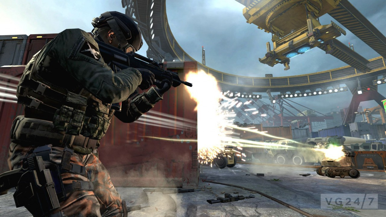 Call of Duty: Black Ops II #7