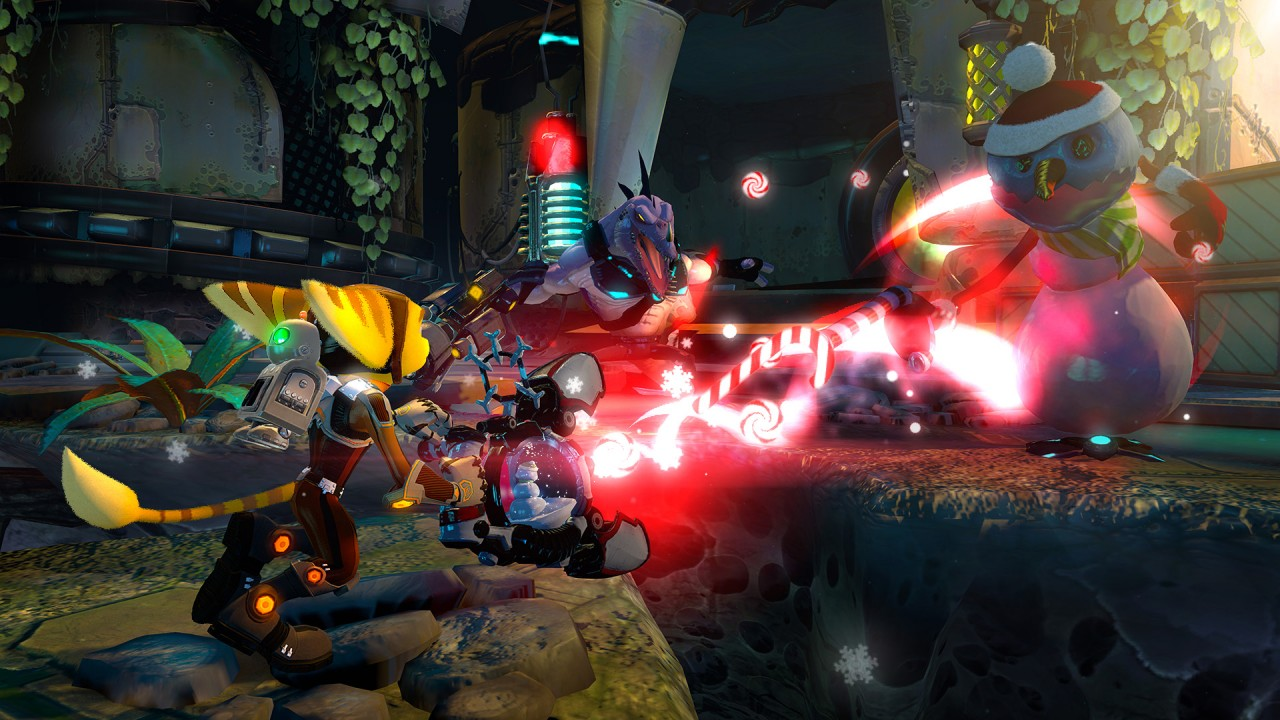 Ratchet and Clank: Into the Nexus #5