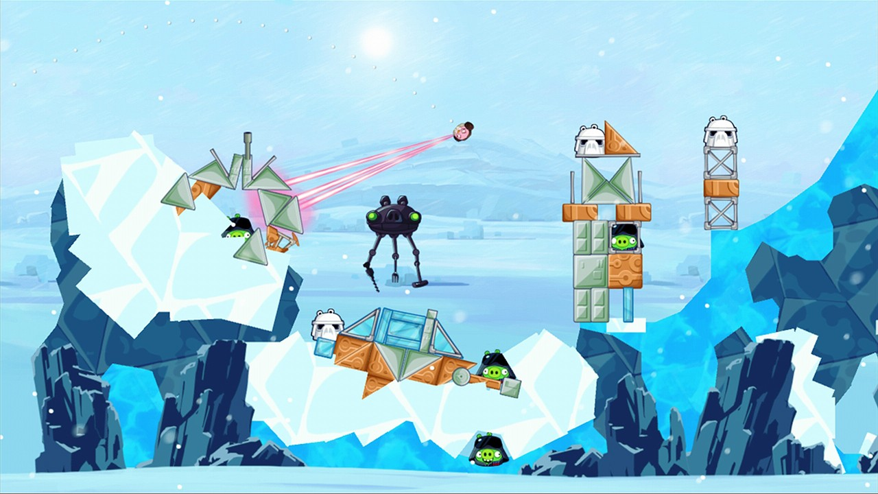 Angry Birds Star Wars #1