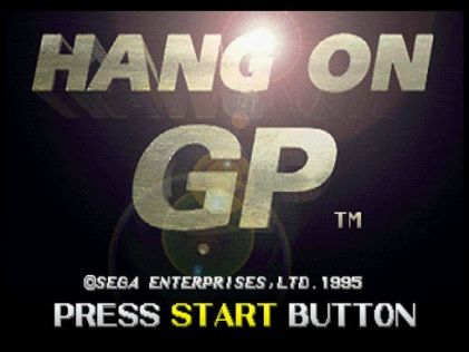 Hang-On GP '96