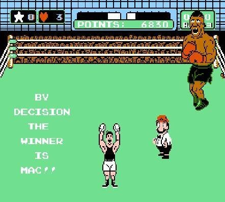 Mike Tyson's Punch-Out!! #14