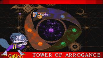 Darkstalkers Chronicle: The Chaos Tower #6