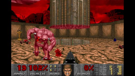 The Ultimate Doom: Thy Flesh Consumed