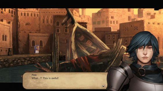Legrand Legacy: Tale of the Fatebounds