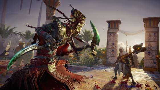 Assassin's Creed: Origins The Curse of the Pharaohs