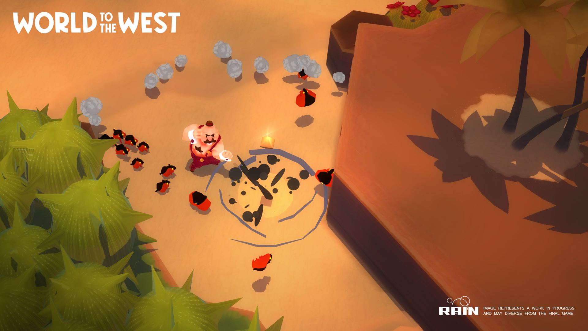 World to the West #7