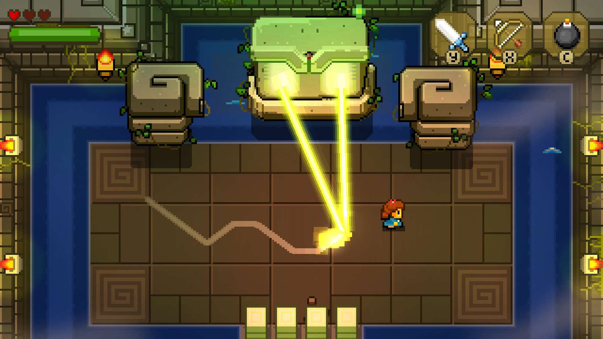 Blossom Tales: The Sleeping King #1