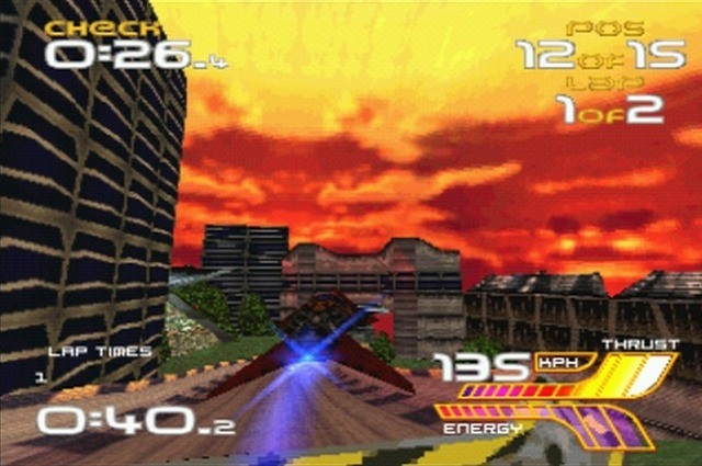 Wipeout 2097 #8