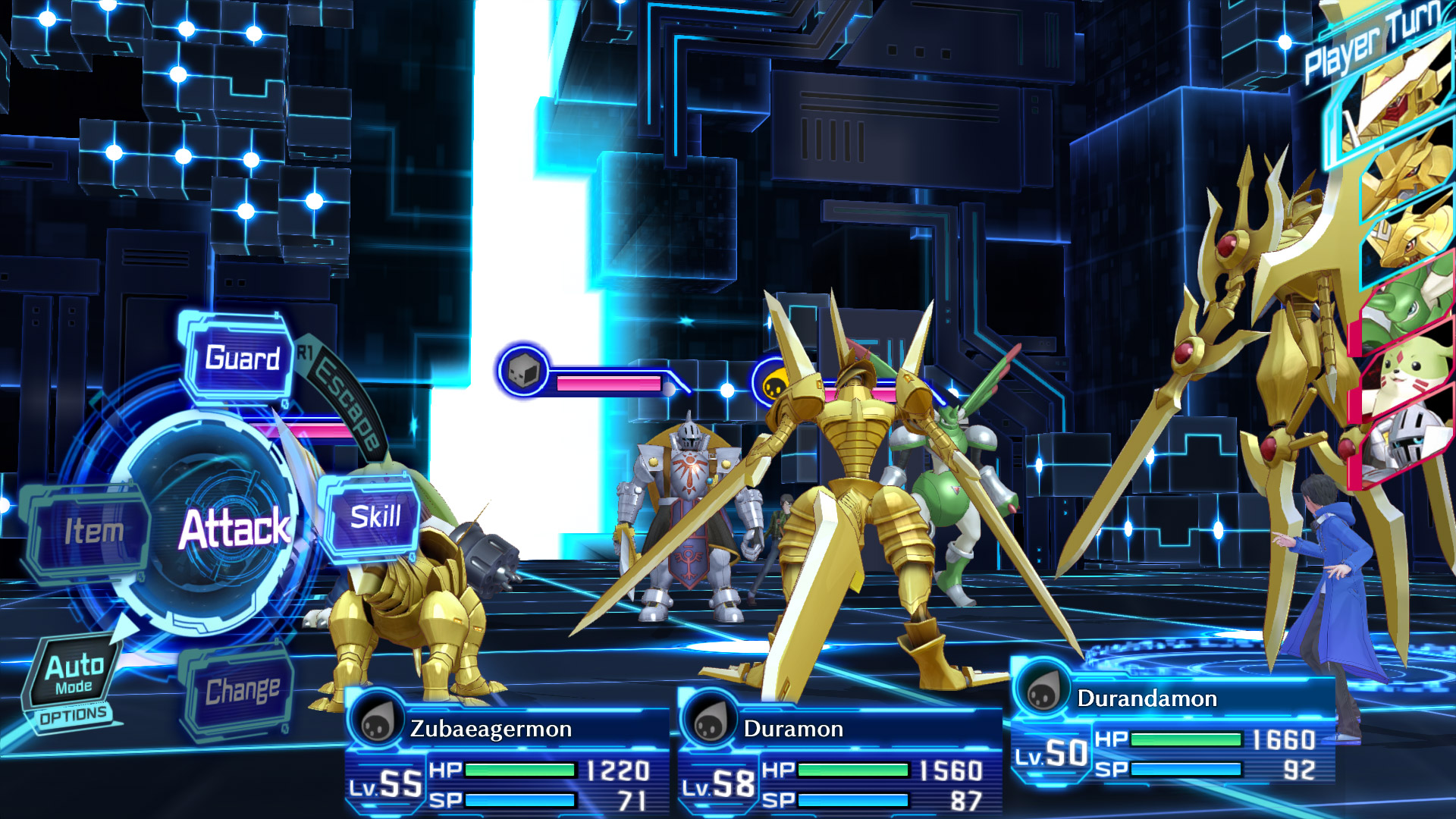 Digimon Story: Cyber Sleuth - Hacker's Memory #1