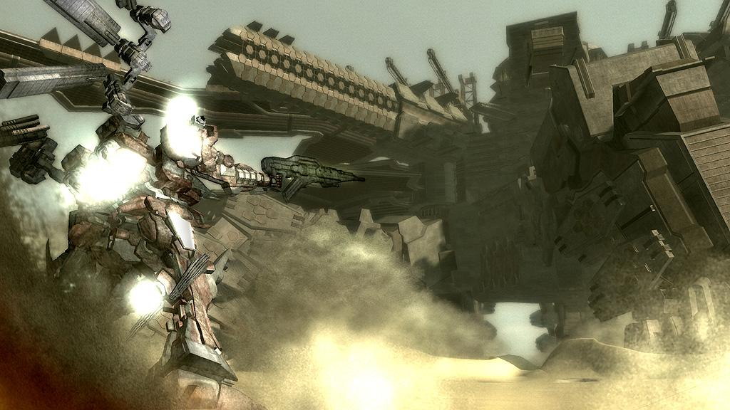 Armored Core: For Answer #1