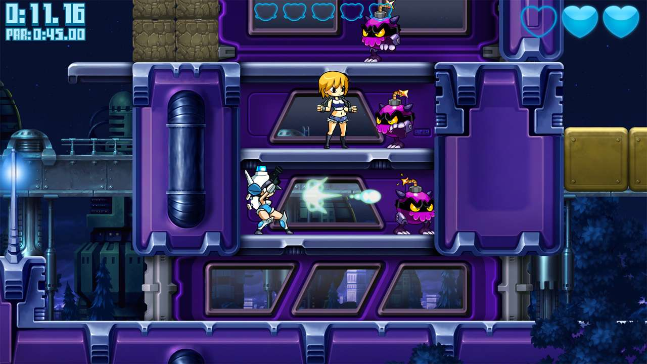 Mighty Switch Force! Collection #5