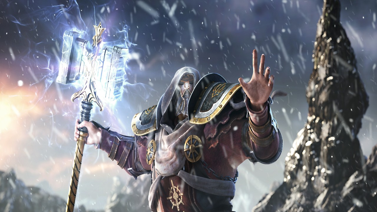 Lords of the Fallen #7