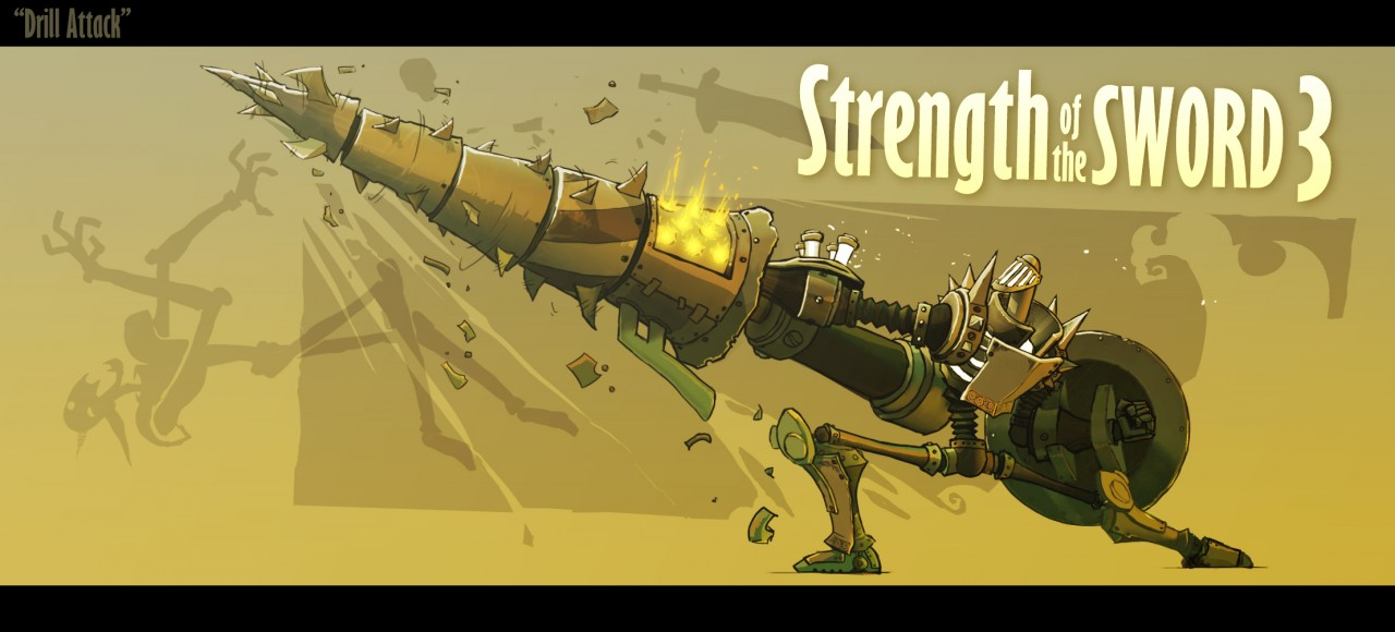 Strength of the Sword 3 #2