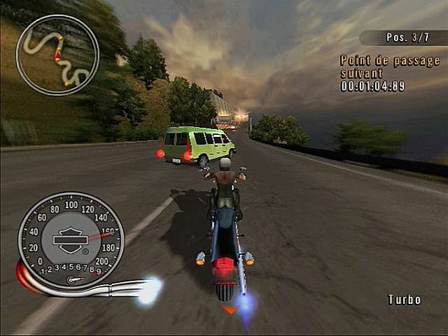 Harley-Davidson Motorcycles: Race to the Rally #7