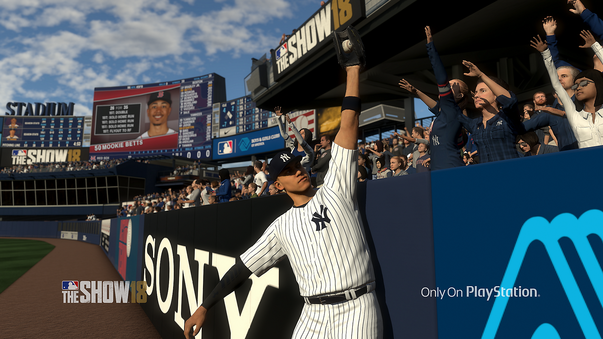 MLB The Show 18 #6
