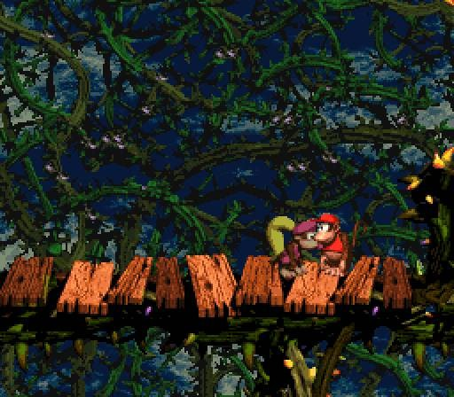 Donkey Kong Country 2: Diddy's Kong Quest #4