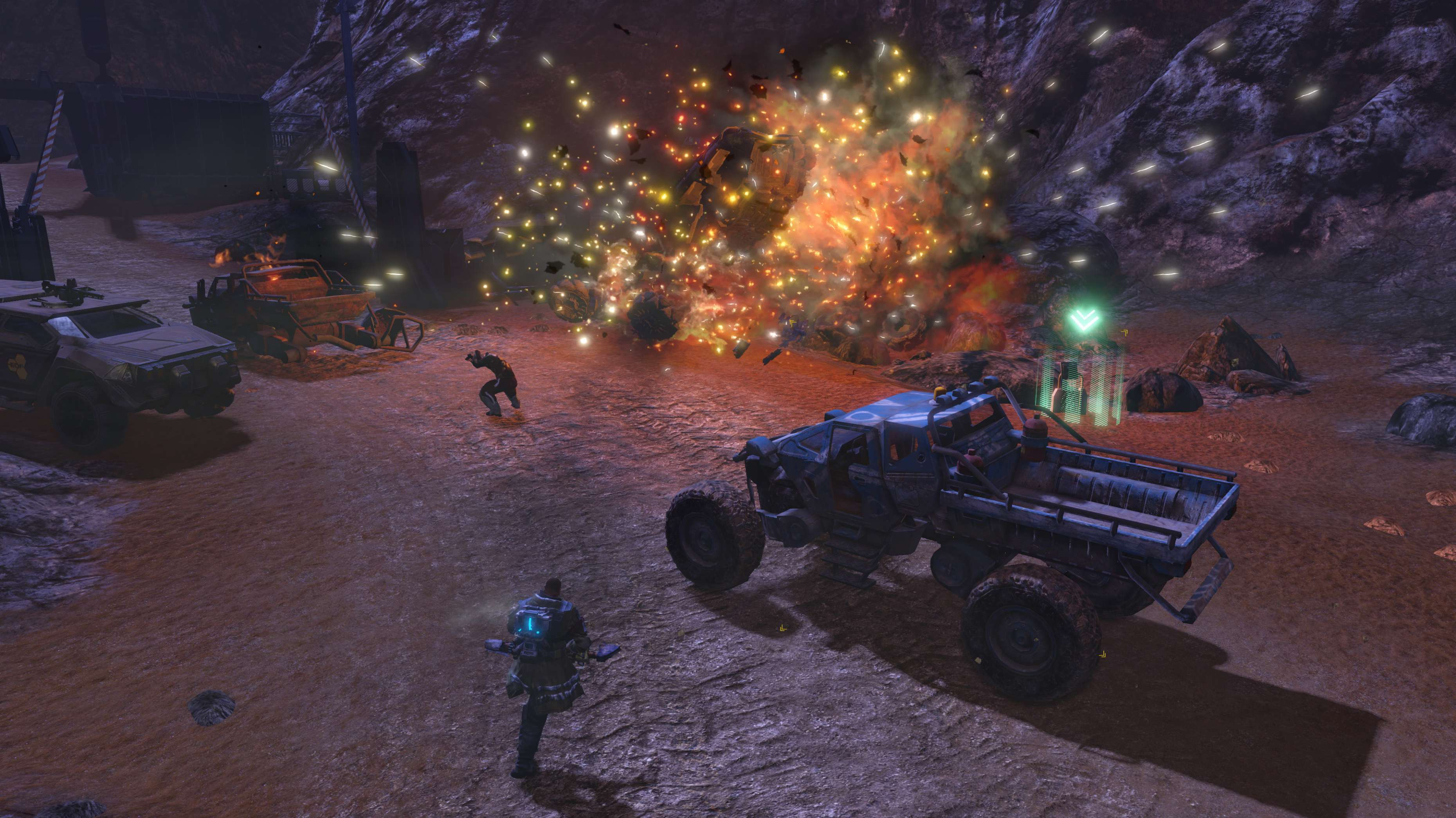 Red Faction: Guerrilla Re-Mars-tered #9