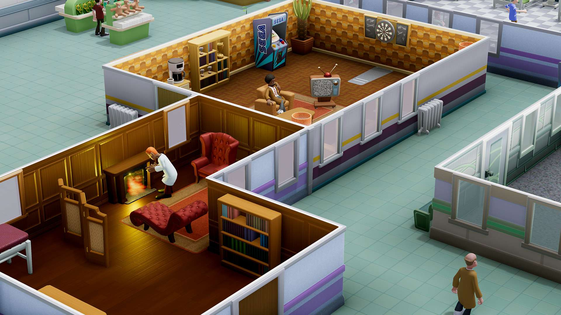 Two Point Hospital #6