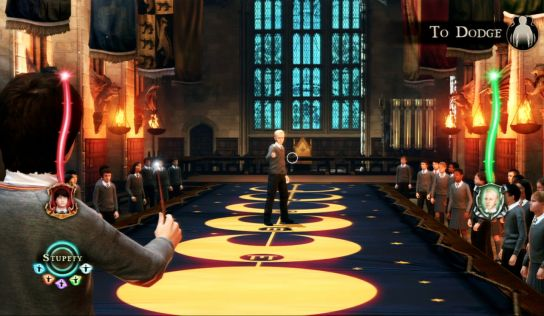 Harry Potter For Kinect