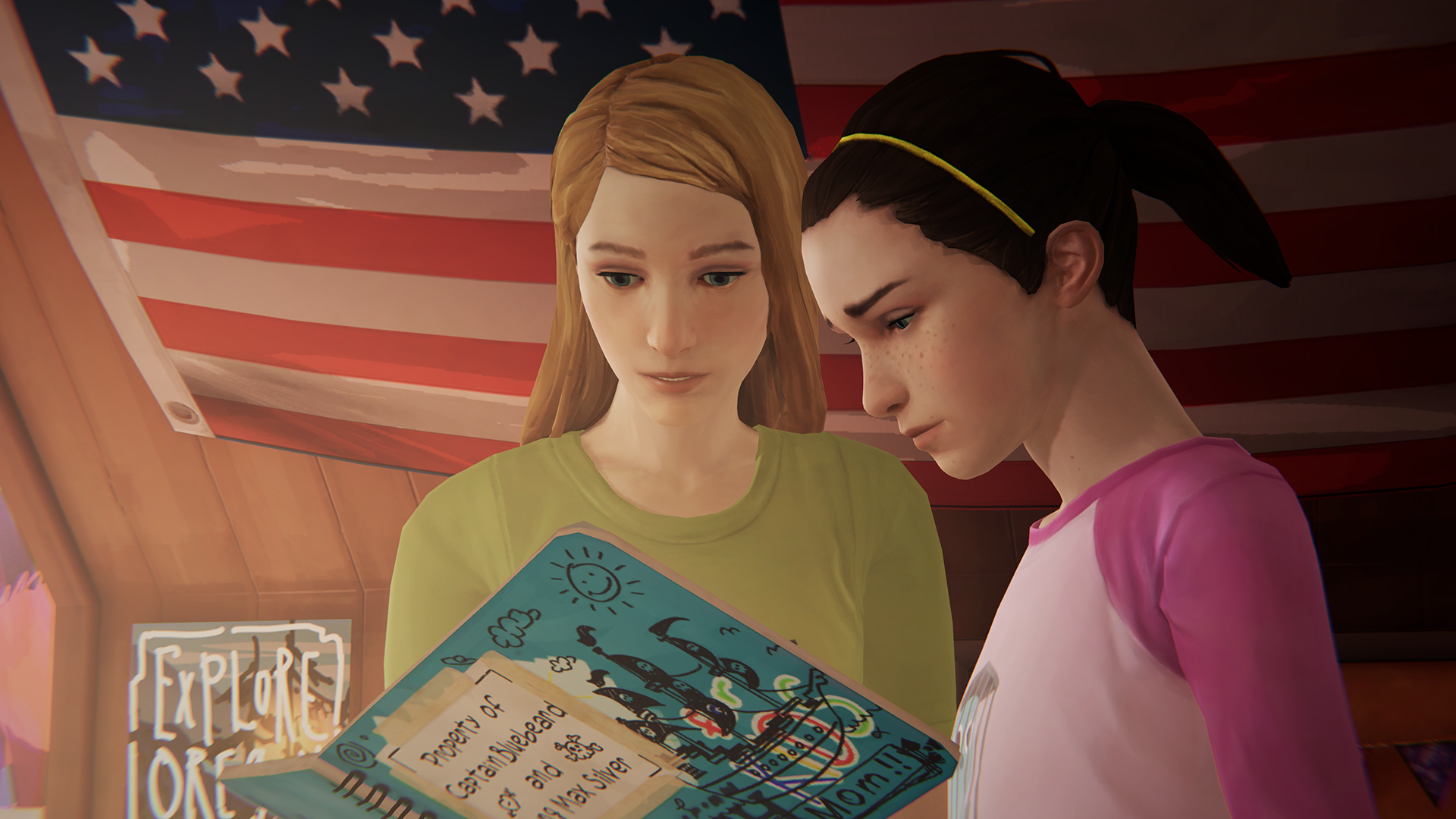 Life is Strange: Before the Storm #48
