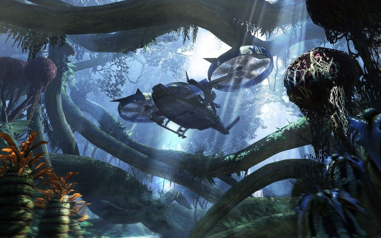 James Cameron's Avatar: The Game #2