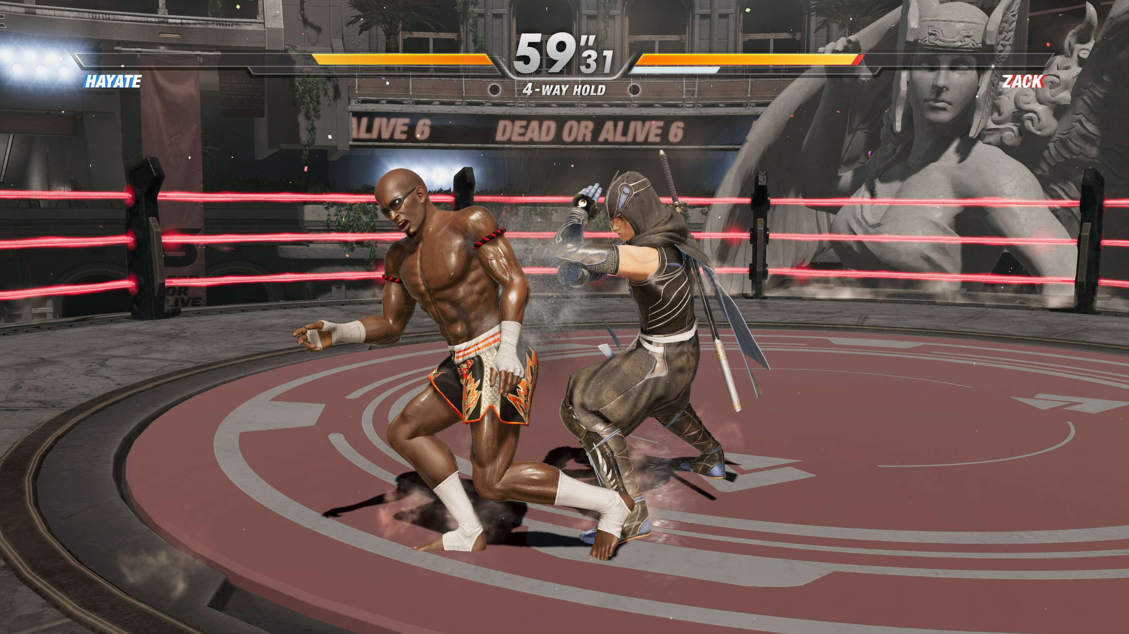 Dead or Alive 6 #3