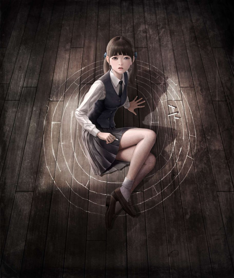 White Day: A Labyrinth Named School #8