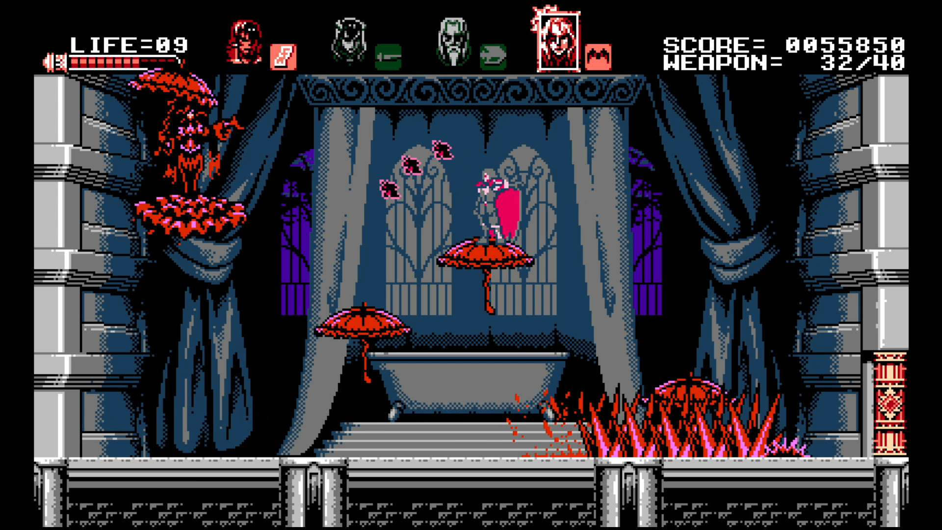 Bloodstained: Curse of the Moon #5