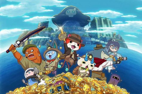 Yo-kai Watch Busters 2