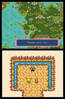 Pokemon Mystery Dungeon: Blue Rescue Team/Red Rescue Team