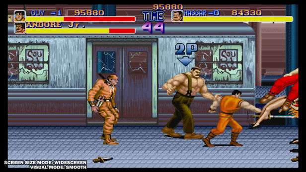 Final Fight: Double Impact #8