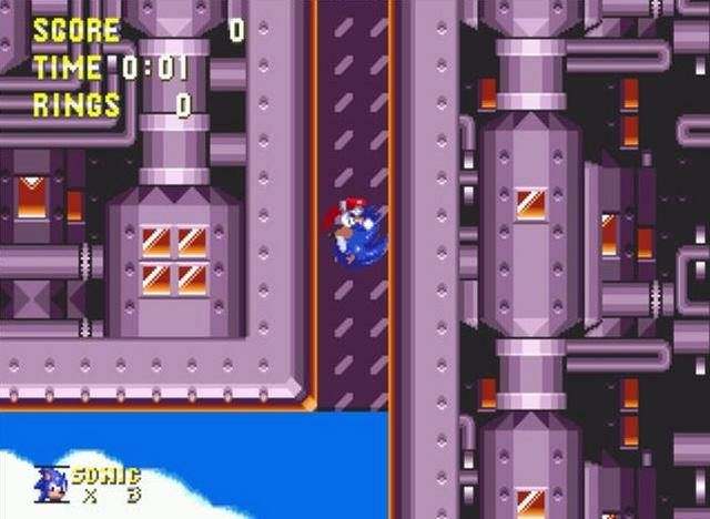 Sonic & Knuckles #3