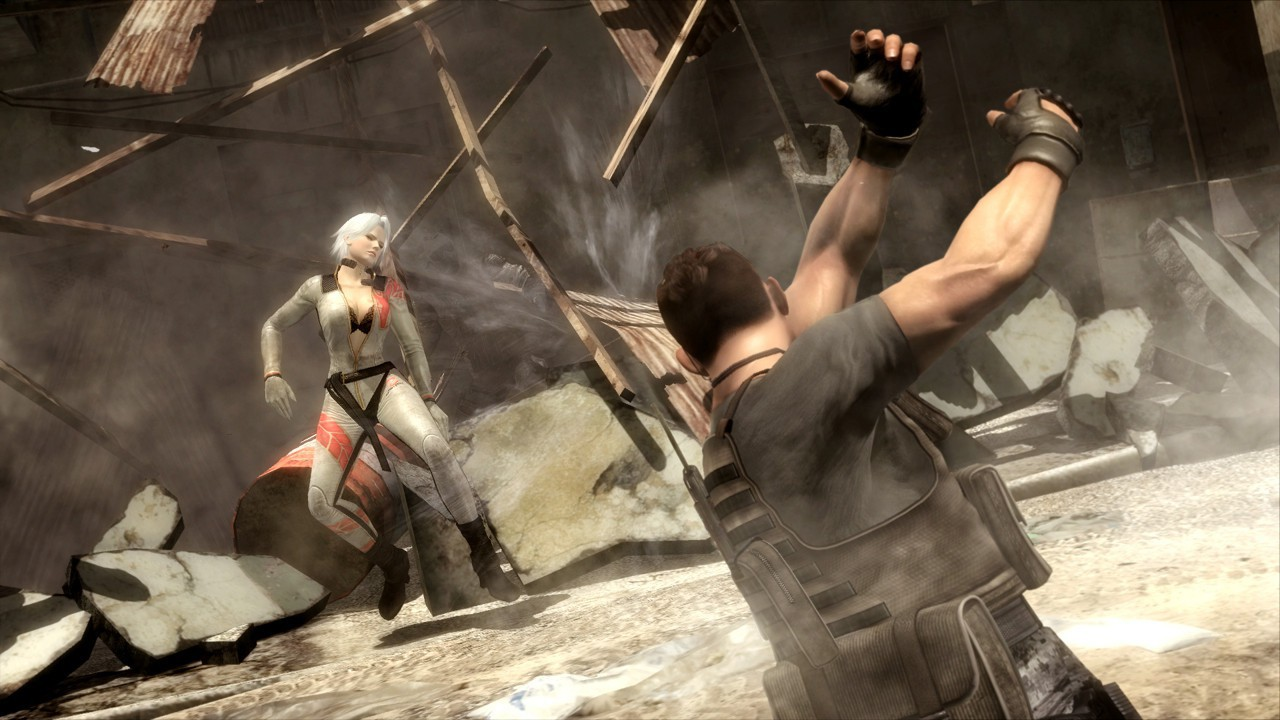 Dead or Alive 5 #4