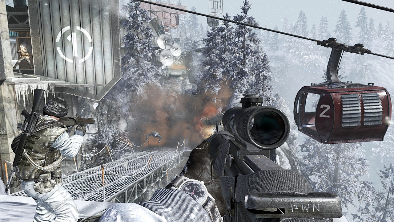 Call of Duty: Black Ops #14