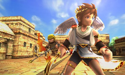 Kid Icarus: Uprising!