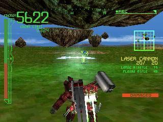 Armored Core: Project Phantasma #3