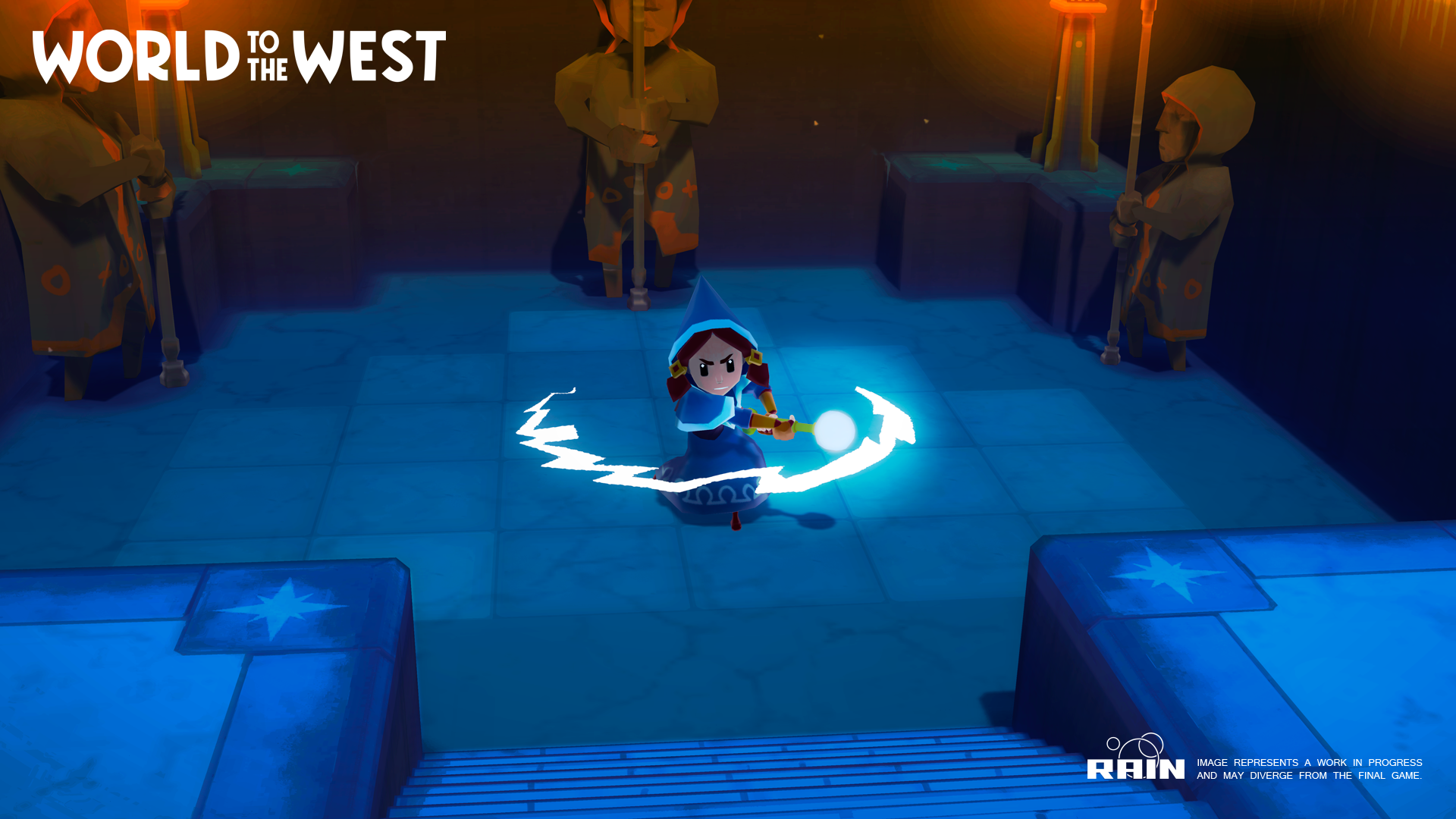 World to the West #2