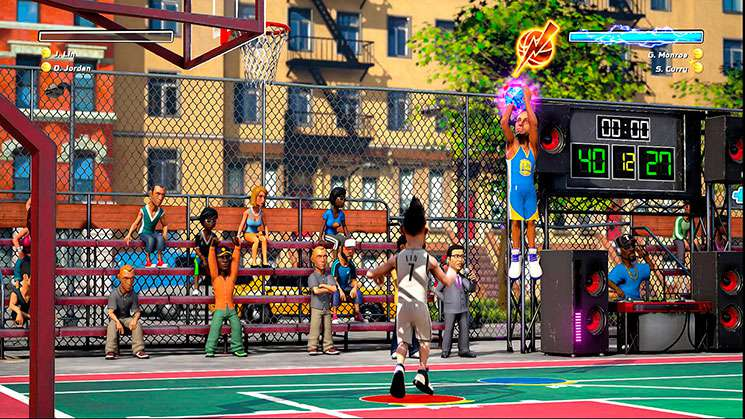 NBA Playgrounds #6