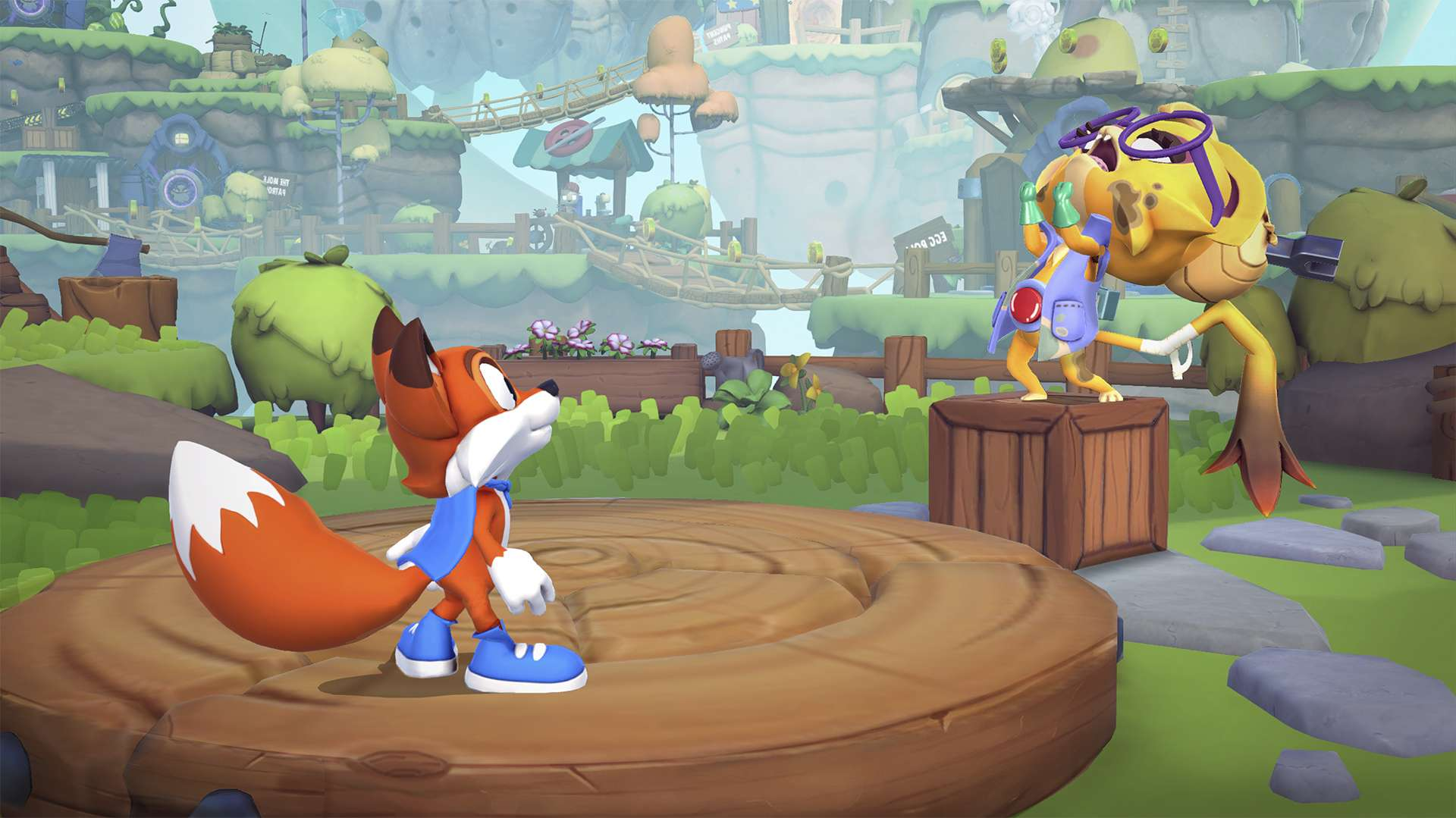 New Super Lucky's Tale #5